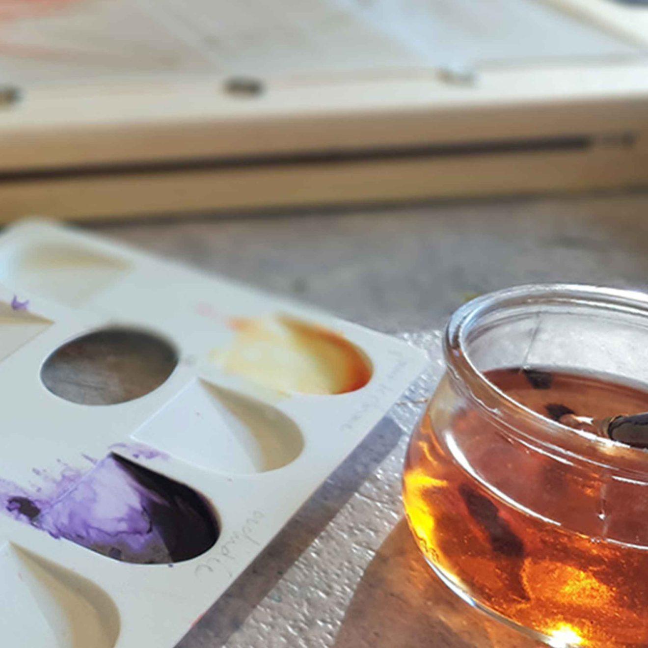 peinture-sur-soie